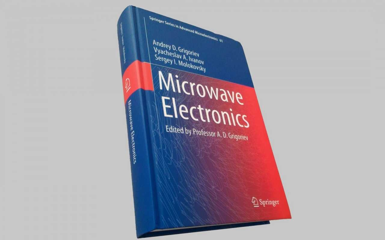 Microwave electronics: a Russian textbook to students all over the world