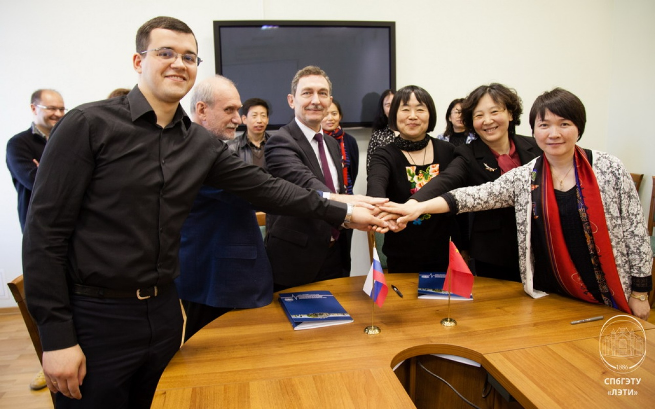 LETI and Beijing Polytechnical Institute: new forms of cooperation