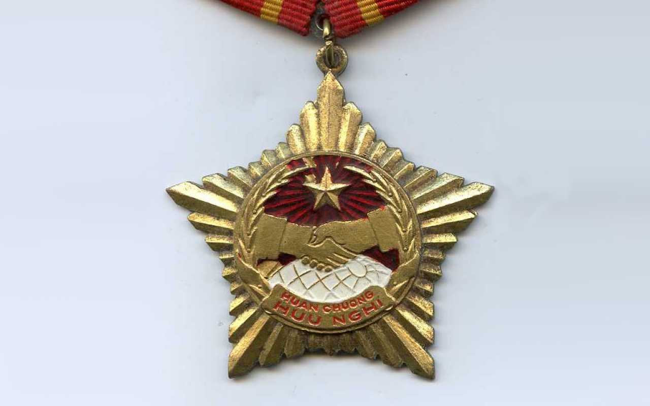 Order of Friendship of Vietnam