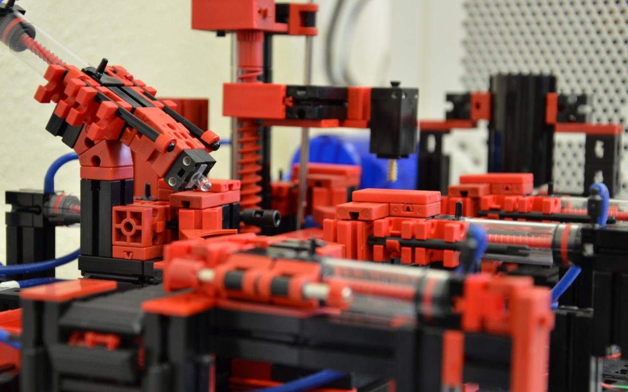 Scholarship Mechatronics And Robotics