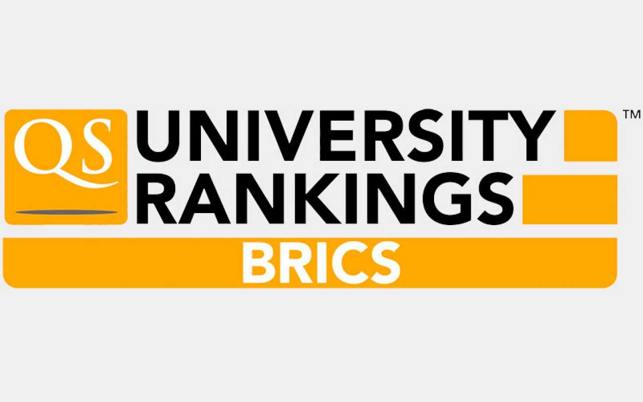 QS World University Ranking: solid growth of ETU among the best higher education institutions of BRICS countries