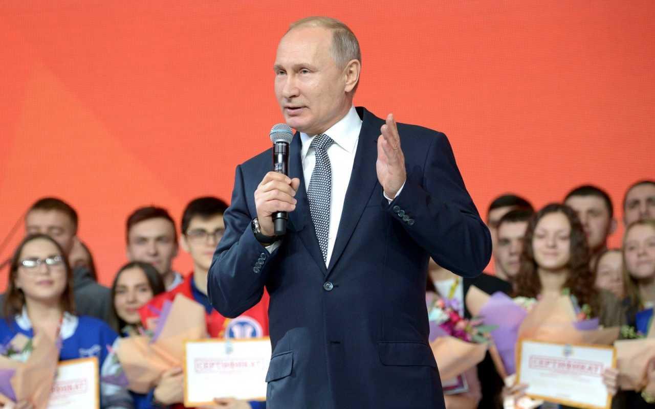 Поздравление президента российской федерации с днем рождения фото 563