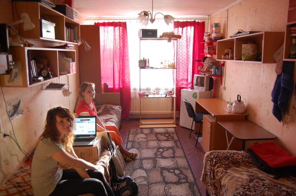 Фото студенток из общежитий фото 368-34