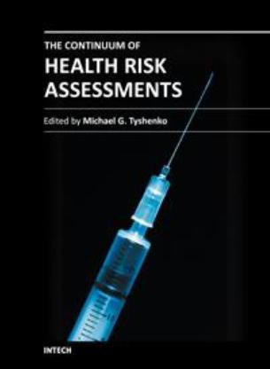 A New Approach to Use Genomics Data in Risk Assessment